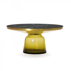 BELL COFFEE Marble - Coffee Table - Designer Furniture -  Silvera Uk