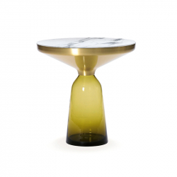 BELL SIDE Marbre - Side Table - Designer Furniture -  Silvera Uk