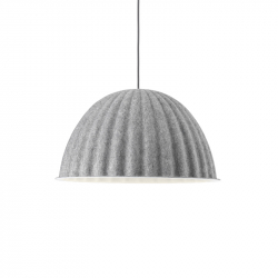 UNDER THE BELL Ø 55 - Pendant Light -  -  Silvera Uk