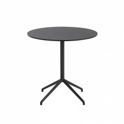 STILL CAFÉ Ø75 - Dining Table -  -  Silvera Uk