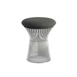 PLATNER STOOL - Stool - Designer Furniture -  Silvera Uk