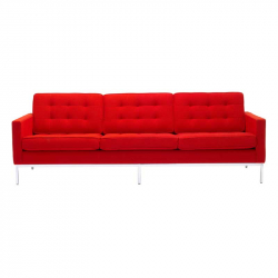 FLORENCE KNOLL 3 seater - Sofa - Designer Furniture -  Silvera Uk