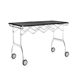 BATTISTA - Trolley - Designer Furniture -  Silvera Uk
