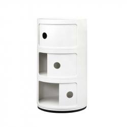 COMPONIBILI 3 drawers - Storage Unit - Designer Furniture - Silvera Uk