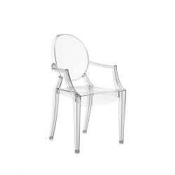 LOU LOU GHOST child's chair - Seat - Child -  Silvera Uk