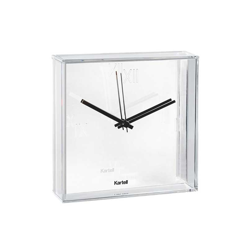 TIC TAC Clock - Clock - Accessories - Silvera Uk