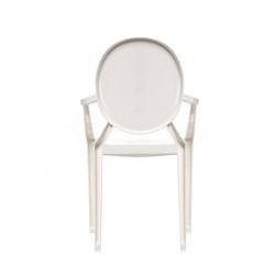 LOUIS GHOST - Dining Armchair - Designer Furniture - Silvera Uk