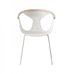 FOX 3726 - Dining Armchair - Designer Furniture -  Silvera Uk
