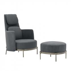 TAPE BERGÈRE - Easy chair - Designer Furniture -  Silvera Uk