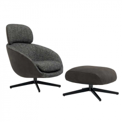 RUSSELL BERGÈRE - Easy chair -  -  Silvera Uk