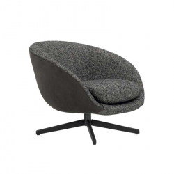 RUSSELL Swivel - Easy chair - Designer Furniture -  Silvera Uk
