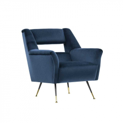 ILE - Easy chair - Showrooms -  Silvera Uk
