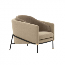 FIL NOIR - Easy chair - Showrooms -  Silvera Uk