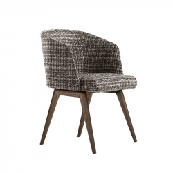 CREED DINING - Dining Armchair -  -  Silvera Uk