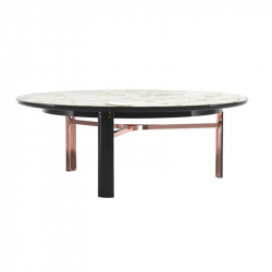 DAN round - Dining Table - Designer Furniture -  Silvera Uk