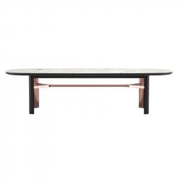 DAN oval - Dining Table -  -  Silvera Uk