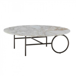 RING - Coffee Table - Designer Furniture -  Silvera Uk