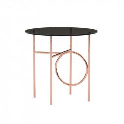 RING - Side Table -  -  Silvera Uk