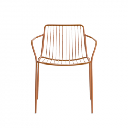 NOLITA 3655 - Dining Armchair - Designer Furniture -  Silvera Uk