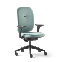ALAIA Upholstered - Office Chair - Designer Furniture -  Silvera Uk