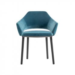 VIC 645 - Dining Armchair - Designer Furniture -  Silvera Uk