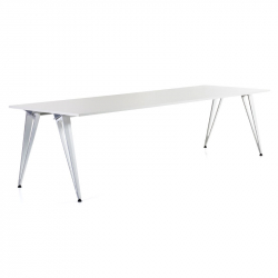 ATTACH L 290 - Office Desk - Themes -  Silvera Uk