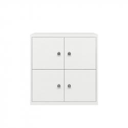 LATERALFILE LODGES 4 doors - Storage Unit - Themes -  Silvera Uk