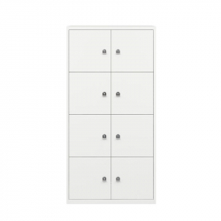 LATERALFILE LODGES 8 doors - Storage Unit - Designer Furniture -  Silvera Uk