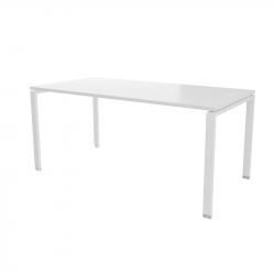 ATREO straight legs - Office Desk - Silvera Contract -  Silvera Uk