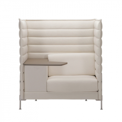 ALCOVE HIGHBACK WORK - Lounge Chair - Silvera Contract -  Silvera Uk