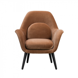 SWOON LOUNGE PETIT - Easy chair - Showrooms -  Silvera Uk