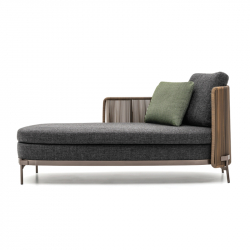 Méridienne TAPE CORD OUTDOOR - Sofa - Designer Furniture -  Silvera Uk