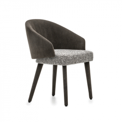LAWSON - Dining Armchair - Designer Furniture -  Silvera Uk