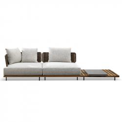 QUADRADO - Sofa -  -  Silvera Uk
