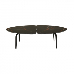 GRAPHIUM 140x60 - Coffee Table - Designer Furniture -  Silvera Uk