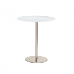 INOX 4401 - Dining Table - Designer Furniture -  Silvera Uk