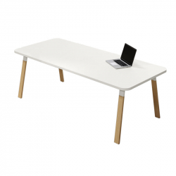 ATREO WOOD - Office Desk - Silvera Contract -  Silvera Uk