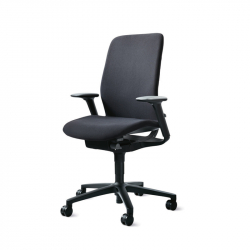 AT Medium-height Backrest - Office Chair - Silvera Contract -  Silvera Uk