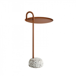 BOWLER - Side Table - Spaces -  Silvera Uk