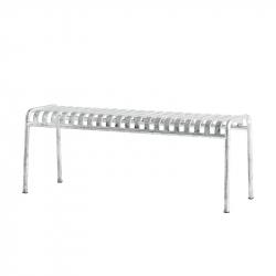 PALISSADE L120 - Designer Bench - Designer Furniture -  Silvera Uk