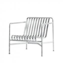 PALISSADE LOUNGE low backrest - Easy chair - Designer Furniture -  Silvera Uk