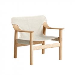 BERNARD Canvas - Easy chair -  -  Silvera Uk