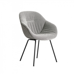 ABOUT A CHAIR AAC 127 SOFT DUO - Dining Armchair - Designer Furniture -  Silvera Uk