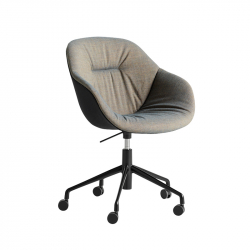 ABOUT A CHAIR AAC 153 SOFT DUO - Office Chair - Designer Furniture -  Silvera Uk