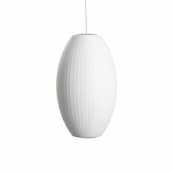 NELSON CIGAR BUBBLE M - Pendant Light - Designer Lighting -  Silvera Uk