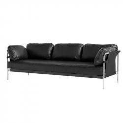 CAN 3 seater leather - Sofa - Designer Furniture -  Silvera Uk