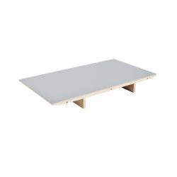 CPH 30 Leaf 50x90 - Dining Table - Designer Furniture -  Silvera Uk
