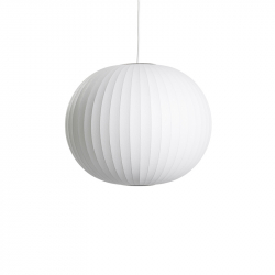 NELSON BALL BUBBLE M - Pendant Light - Designer Lighting -  Silvera Uk