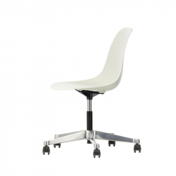 EAMES PLASTIC SIDE CHAIR PSCC - Office Chair - Designer Furniture -  Silvera Uk