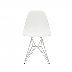 EAMES PLASTIC CHAIR DSR Pieds Tour Eiffel - Dining Chair - Designer Furniture -  Silvera Uk
